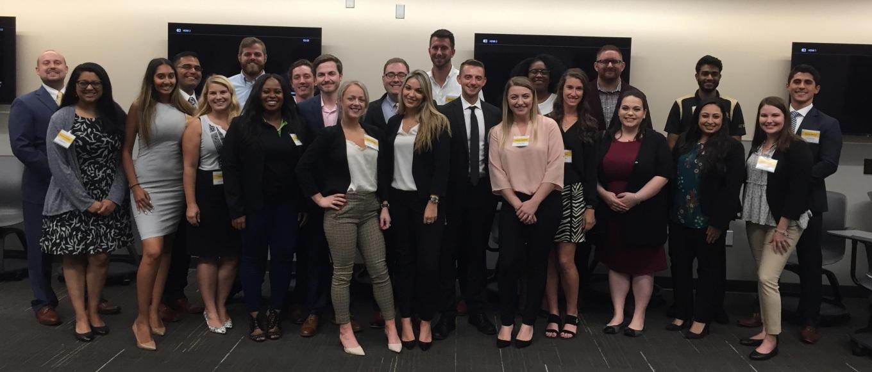 IB Alumni Fall 2018 competition